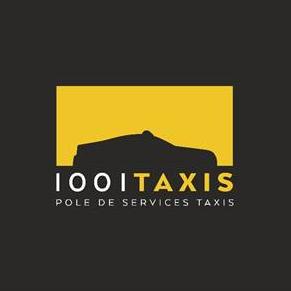 Logo 1001 taxis pour site internet