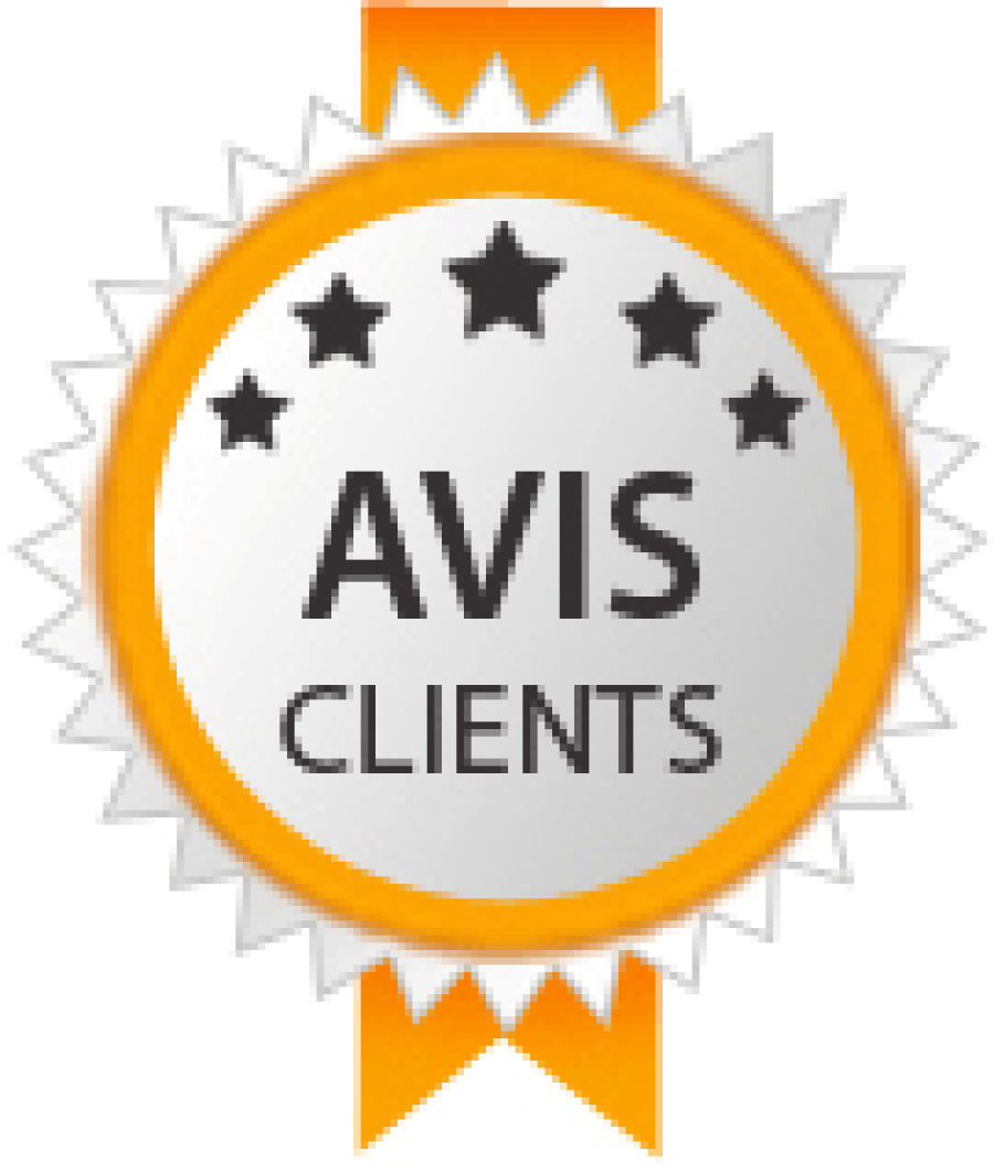 Logo avis client