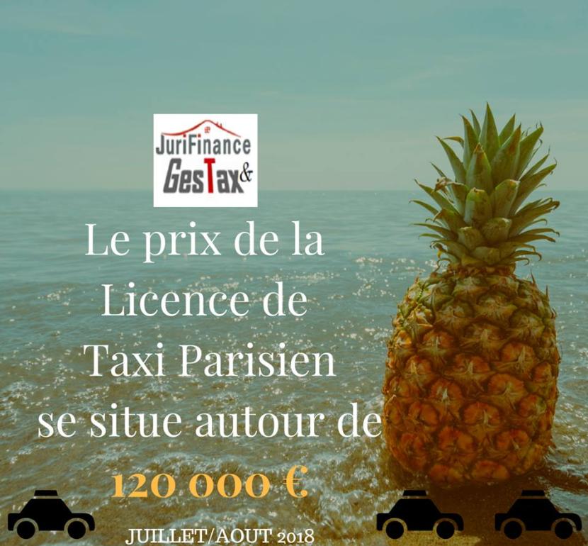 Prix licence juillet aout