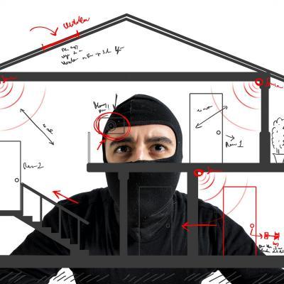 Proteger votre maison des voleurs 1