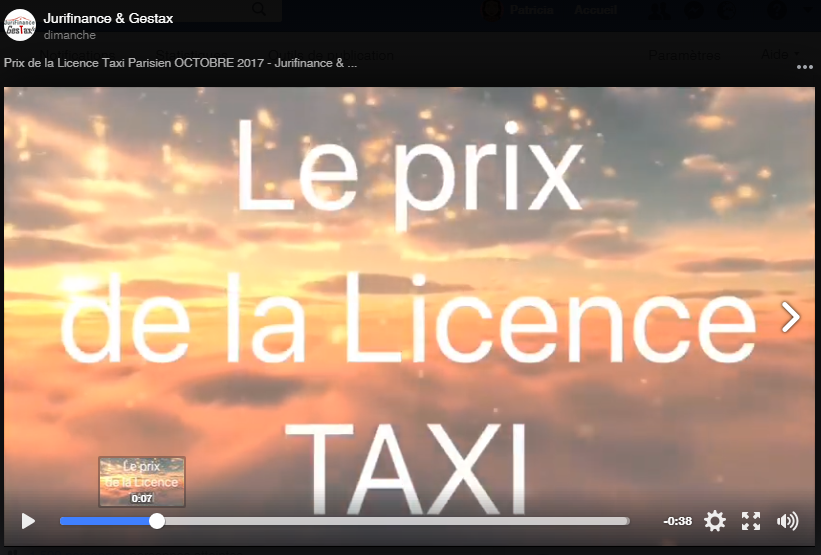 Video youtube prix licence oct 2017